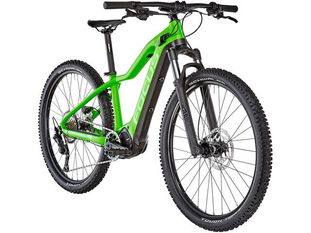 7ea2daedc6d0cb FOCUS Jam² HT Junior Junior Bike Children 26 green at Bikester.co.uk